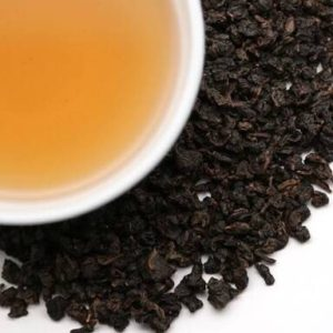 台灣鐵觀音茶の色