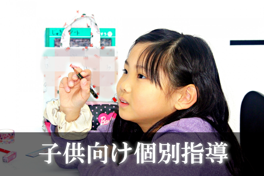 子供向け個別指導